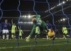 El City de Pellegrini cae ante Everton en la semifinal de ida