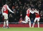 Arsenal de Alexis lo da vuelta y clasifica de ronda en la FA Cup