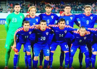 Croacia se une a los países que jugaron sólo una vez ante Chile