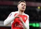 Arsenal se deja empatar en la agonía pero mantiene la cima