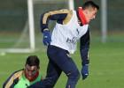 Alexis entrena normal y está listo para volver en Arsenal