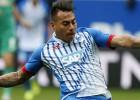 Hoffenheim de Vargas empata y se hunde en el descenso