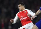 Alexis volvió pero no pudo salvar a Arsenal ante Chelsea