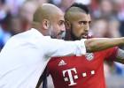Vidal y Ribery serían la razón del quiebre entre Pep y Bayern