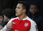 Wenger valora actuación de Alexis y destaca: