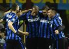Un gol de Icardi le permite celebrar al Inter de Medel