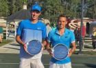 Jarry y Sáez logran el título de dobles en el futuro 6 de USA