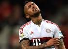Bayern iguala en Leverkusen y Vidal preocupa por lesión