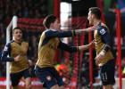 Arsenal de Alexis rompe mala racha y es sublíder del torneo