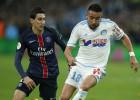 Marsella de Isla no pudo ante PSG y se aleja de su objetivo