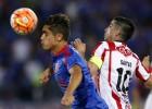 La U corta racha de triunfos coperos de equipos chilenos