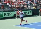 Estrella analiza bajarse de la serie ante Chile por Copa Davis