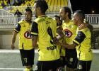 San Luis gana a Iquique y suma triunfo vital por el descenso