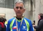 Chileno participó en Tokio 2016 y completó los 6 majors