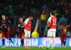 Arsenal de Alexis no logra el milagro y Barcelona avanza