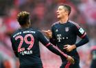 Bayern de Vidal sufre para ganar en la Bundesliga