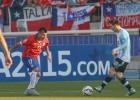 Gary Medel y su equilibrado registro ante Lionel Messi