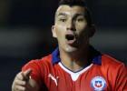 Los positivos números de Gary Medel como capitán de Chile