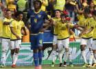 Colombia le arrebata el invicto a Ecuador y escala en la tabla