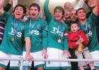 Equipos con más ascensos a primera división