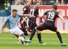 Vargas y Hoffenheim vuelven a vencer y se alejan del descenso