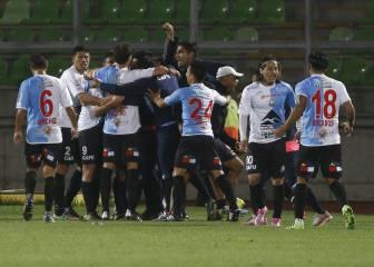 Antofagasta vs San Luis de Quillota en vivo online: Clausura Chile 2016