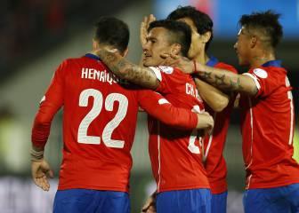 Aránguiz lidera el grupo de los retornados a la Selección