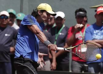 Peralta suma su cuarto título de dobles de la temporada