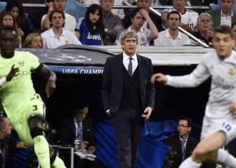 Real Madrid termina con el sueño de Pellegrini y el City