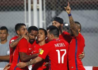 La Roja sigue tercera en el ránking FIFA antes de la Copa