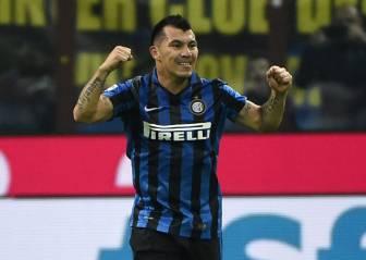 Gary Medel podría salir del Inter y volver a Boca Juniors