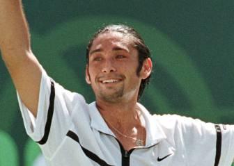 Ríos destaca entre los 100 mejores tenistas del historia