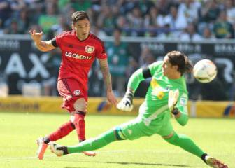 Aránguiz vuelve a anotar en victoria de Bayer Leverkusen