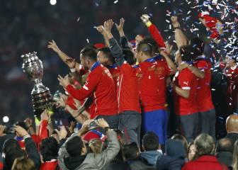 La Roja y la histórica campaña para ganar su primera Copa