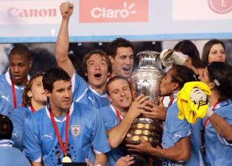 Las 15 de Uruguay, el más campeón de Copa América