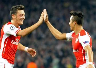Alexis presiona a Wenger para tener refuerzos de nivel
