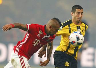 Bayern vs Dortmund (4-3p): crónica, resumen e imágenes