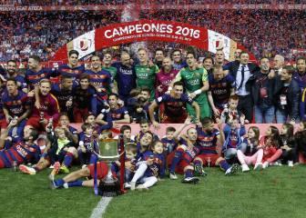 Los 6 títulos ganados por los seleccionados en Europa