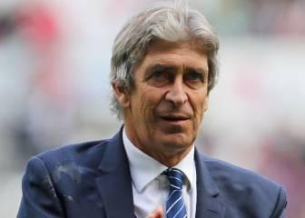 Everton ya inició los contactos para fichar a Manuel Pellegrini