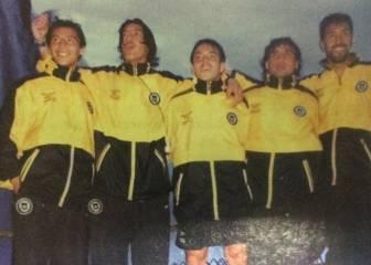 El olvidado plantel de Chile en la Copa América de 1999
