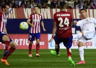 Cómo y dónde ver Real Madrid - Atlético: Horarios y TV