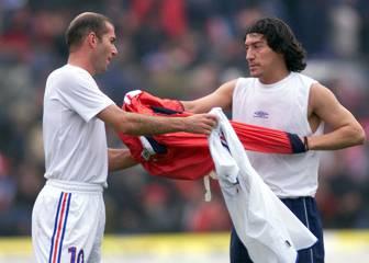 Zamorano apoya el trabajo de Zidane en Real Madrid
