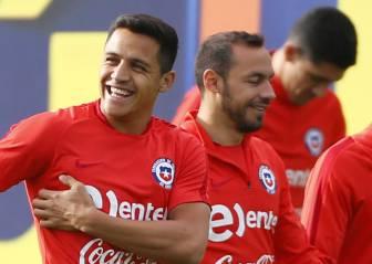 Chile vs Jamaica en vivo online: Amistoso