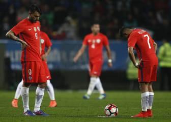 La Roja cae ante Jamaica y se llena de dudas para la Copa