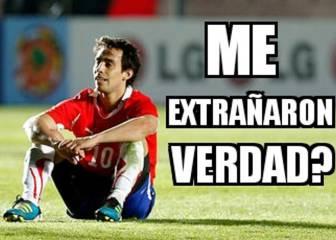 Los memes que dejó la derrota de Chile