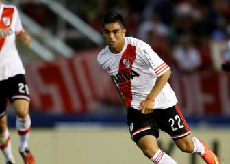 Colo Colo sondea al '10' de River Plate como refuerzo