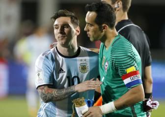 La selección ideal chileno-argentina