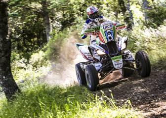 Ignacio Casale abandona en la 3° etapa del Rally de Cerdeña