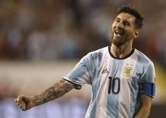 Argentina vs. Panamá en vivo online: Copa América, Grupo D