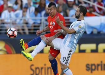 Horario y programación de la final de la Copa América 2016